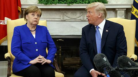 默克尔迟迟不提高国防开支,特朗普要将驻德美军移至波兰