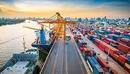 上半年长三角9个港口吞吐量超亿吨: 舟山、上海领先,其余都在江苏