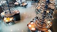 探店 | 让美食在你眼前旋转跳跃,北京第二家失重餐厅科技感再升级
