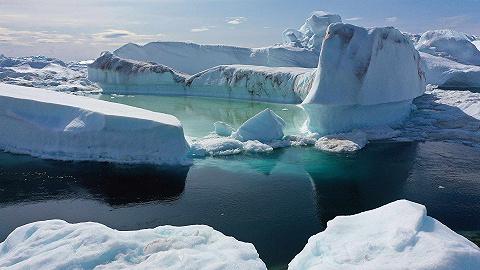 北极微塑料打哪儿来?新研究称从空中飘去降雪而至