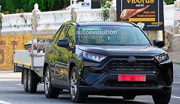 新车|丰田最畅销的SUV要推出PHEV版本了