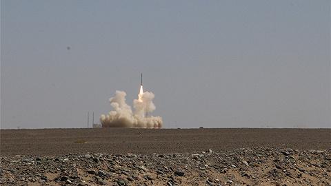 一箭三星,捷龙一号运载火箭首飞成功