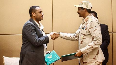 开启新阶段,苏丹过渡军事委员会与阻挡派签订政事宣言
