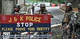 印度恢复克什米尔部分出行禁令,持续施压民心已失