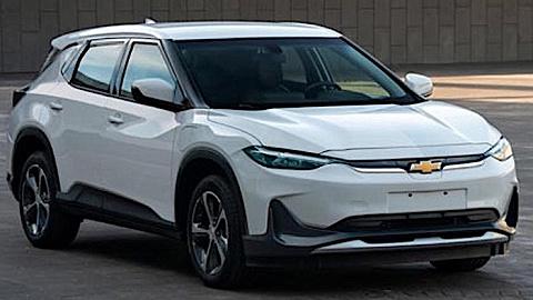 新车   雪佛兰将在中国推出一款全新纯电动汽车