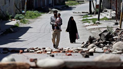 印巴停前线附近再次交火致9死,巴基斯坦思索诉诸联合国法院