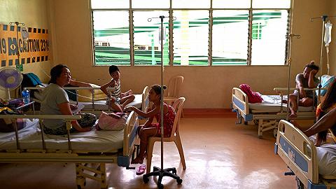 菲律宾迸发登革热疫情,100多名中国工人感染