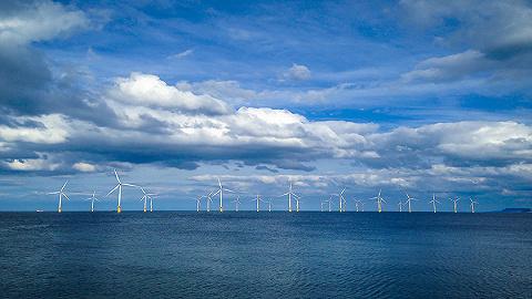 广东首个大年夜兆瓦海优势电项目已并网发电