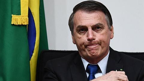 """亚马孙雨林野火连天,巴西总统:NGO""""断粮""""后放火抨击"""