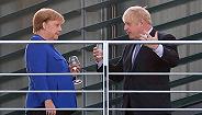 默克尔宽限英首相30天想脱欧新方案,却遭马克龙反对:别想重谈