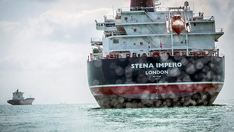 伊朗或将释放英国油轮,马克龙积极斡旋能否挽救伊核协议?