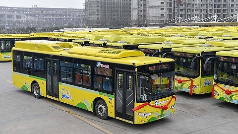 """新能源公交車越來越多,背后是這些車企滿滿的""""求生欲"""""""