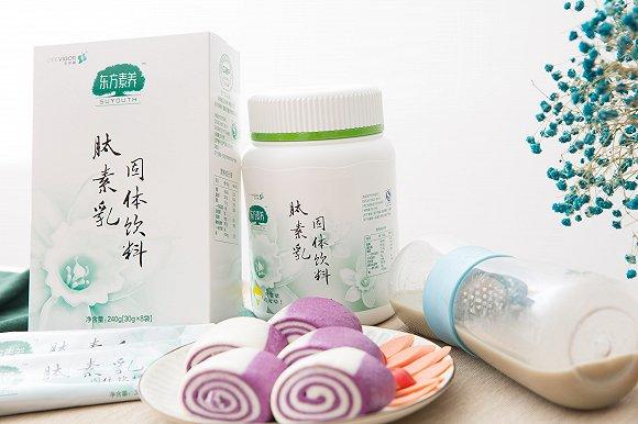 界面新闻报道三生肽素乳:破解营养焦虑,肽素乳的全营养解决之道