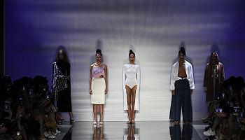 紐約時裝周上,這四位中國設計師穿越了兩千年