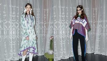 上海女裝品牌烏丫與高定品牌Christian Lacroix合作推出膠囊系列