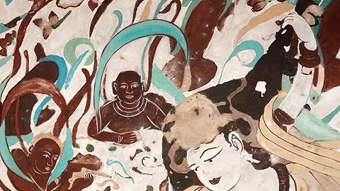 繼故宮之后,敦煌又成了另一大傳統文化IP