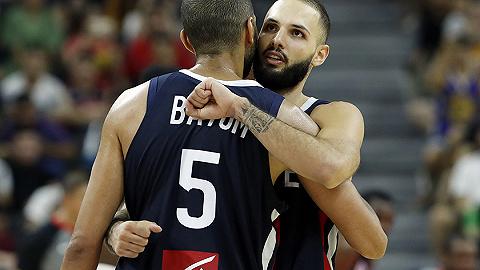 【体育早报】美国男篮世界赛场48连胜了却 8队获直通东京奥运会资格