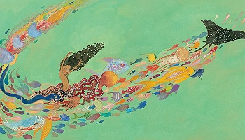 跨性别儿童绘本《朱利安是条美人鱼》获克劳斯·佛兰科奖