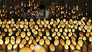 遥望明月共此时,外国也过中秋节