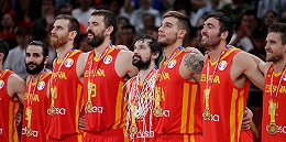 冠军战西班牙大胜阿根廷,队史第二次问鼎篮球世界杯