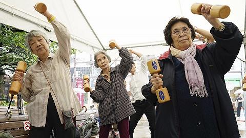 日本将进入超高龄社会,65岁以上人口已成重要劳力