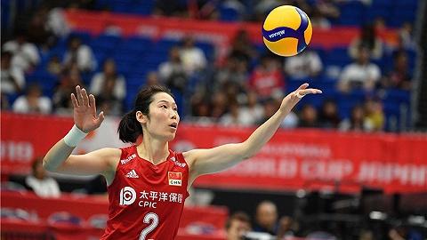 【体育晚报】世界杯中国女排三连胜 伊布帽子戏法洛杉矶银河取胜