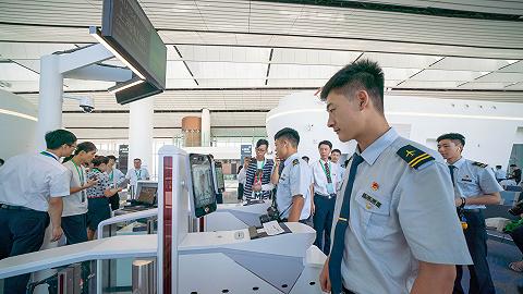"""""""一张脸走遍机场?#20445;?#19996;航推出5G+智慧出行集成服务系统"""