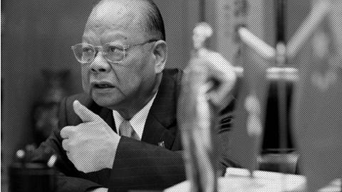 【人物】金利来创办人曾宪梓离世,他是最早投资内地的香港企业家