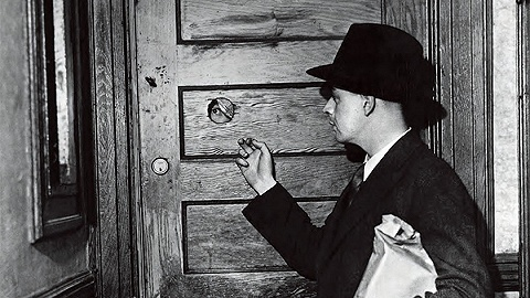 """禁忌体验:通向地下酒吧的那扇""""门"""""""