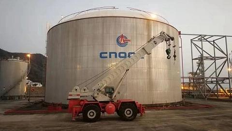 未來七年,中海油南海西部油田將上產天然氣100億方
