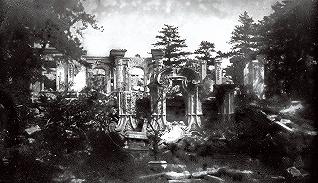 【专访】清朝法国外交官,拍下了被毁前的圆明园,改变了摄影史和建筑史