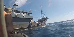 俄羅斯再扣朝鮮漁船和262名漁民,俄總統府:打擊非法捕撈不影響俄朝關系