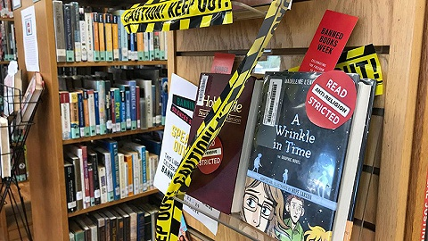 谁能决议一本书应不应当被踢出书店?