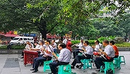 【特寫】年齡超60歲,這群視障者組了一支樂隊
