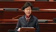 林鄭月娥宣布引用緊急情況條例訂立《禁止蒙面規例》,違者最高監禁1年