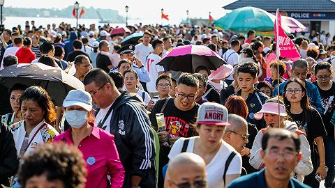【財經數據】國慶7天民航運送旅客同比增長約5.1%