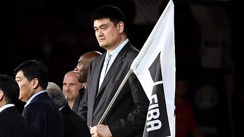 姚明:中國不具備籃球人口優勢,需要做好基礎工作