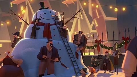 冲击奥斯卡,上线95部原创动画,Netflix能撼动迪士尼吗?