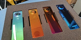Android之父公開新手機照片,長條形狀酷似遙控器