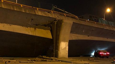 無錫成立側翻橋事故調查組,已對多人采取強制措施
