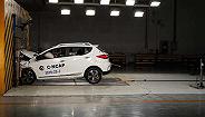 C-NCAP最新碰撞成績出爐,江淮iEV7S僅獲得2星