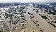 """台风""""海贝思""""在日本已致35死,一货船沉没五名中国船员遇难"""