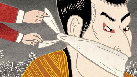 天灾之后:日本人的稳固抑制怎样阉割了当代政事?
