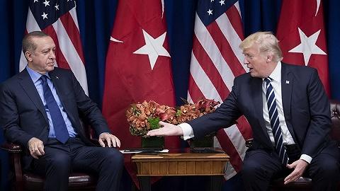 【天下頭條】美國制裁土耳其官員并加征關稅 美股收跌油價下挫2%