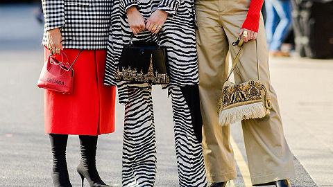 为什么包包女性衣橱里的位置不时下降?