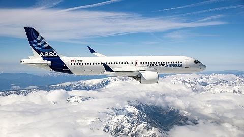 发动机故障,瑞士航空停飞A220