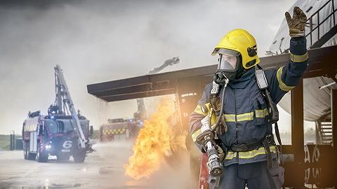 """臂展20层楼高、360度精准灭火,一大波消防救援""""神器""""来了"""