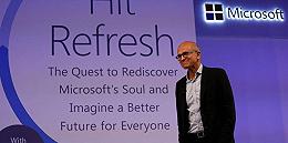 微软CEO获66%涨薪,上一财年挣了4300万美元