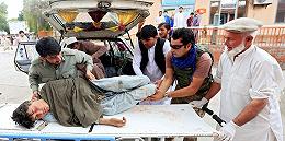 阿富汗清真寺爆炸致62人死亡,尚无组织宣布负责