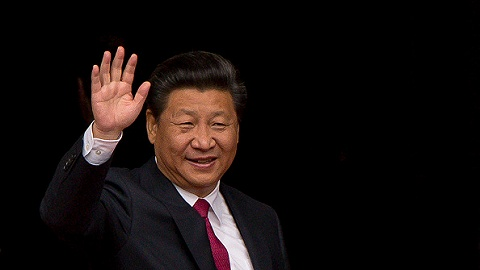 習近平向首屆跨國公司領導人青島峰會致賀信